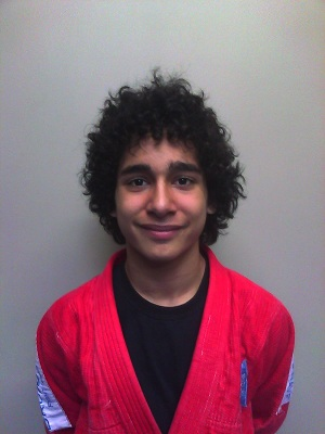 Austin Malik- 1st Degree Youth Black Belt