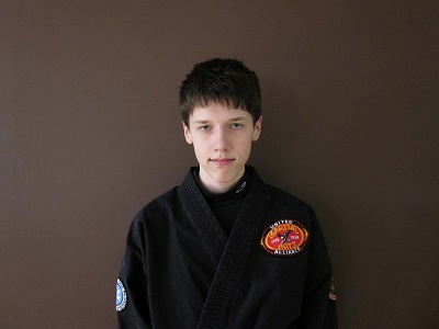 C.J. Lundberg – 2nd Degree Degree Black Belt