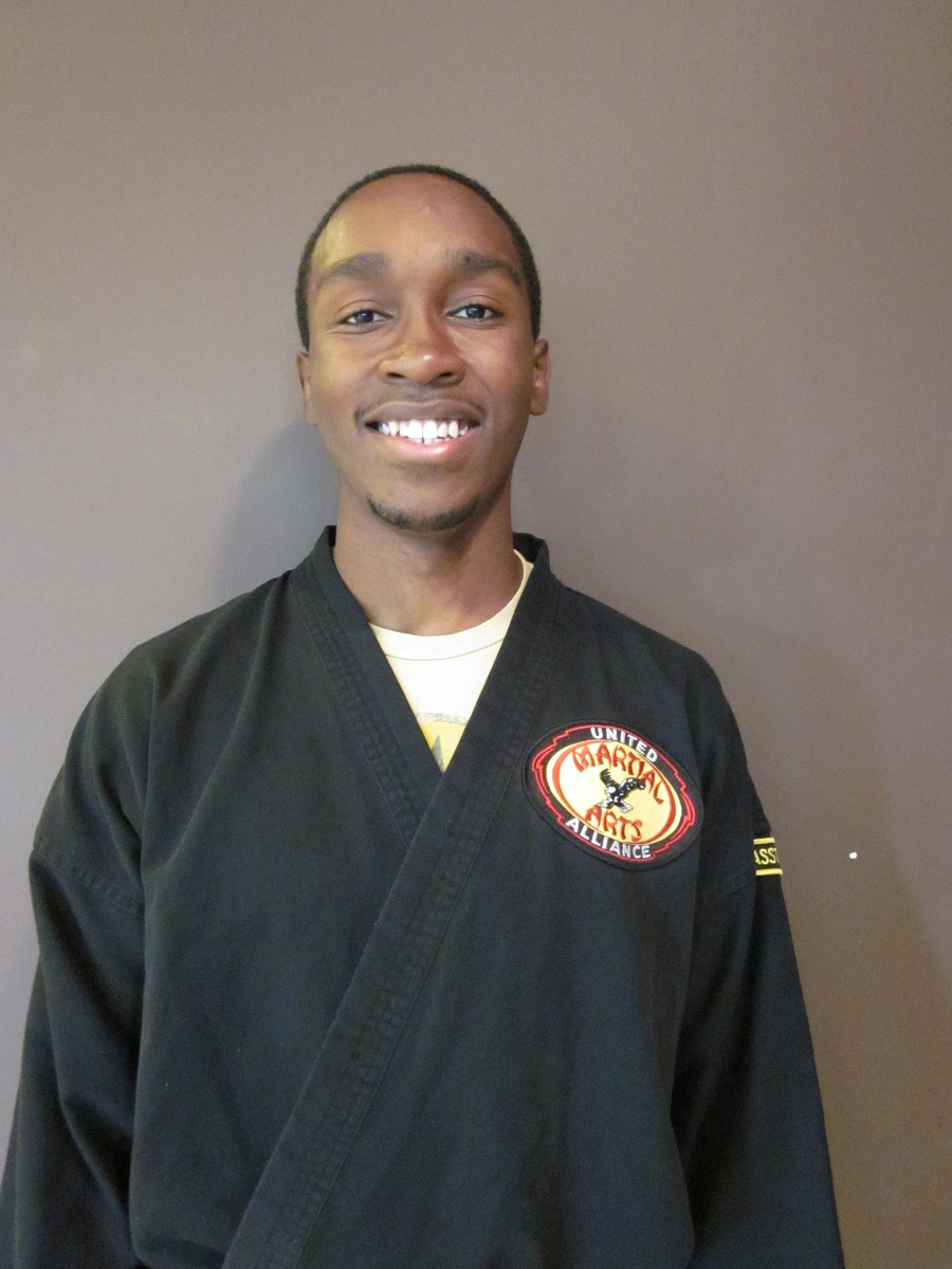 RonZel Hendrix – 2nd Degree Black Belt