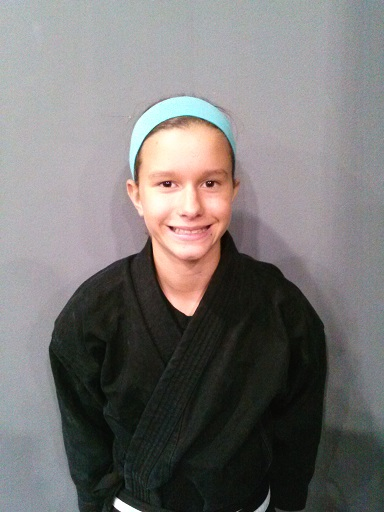Sophia Giuffria – 1st Degree Youth Black Belt