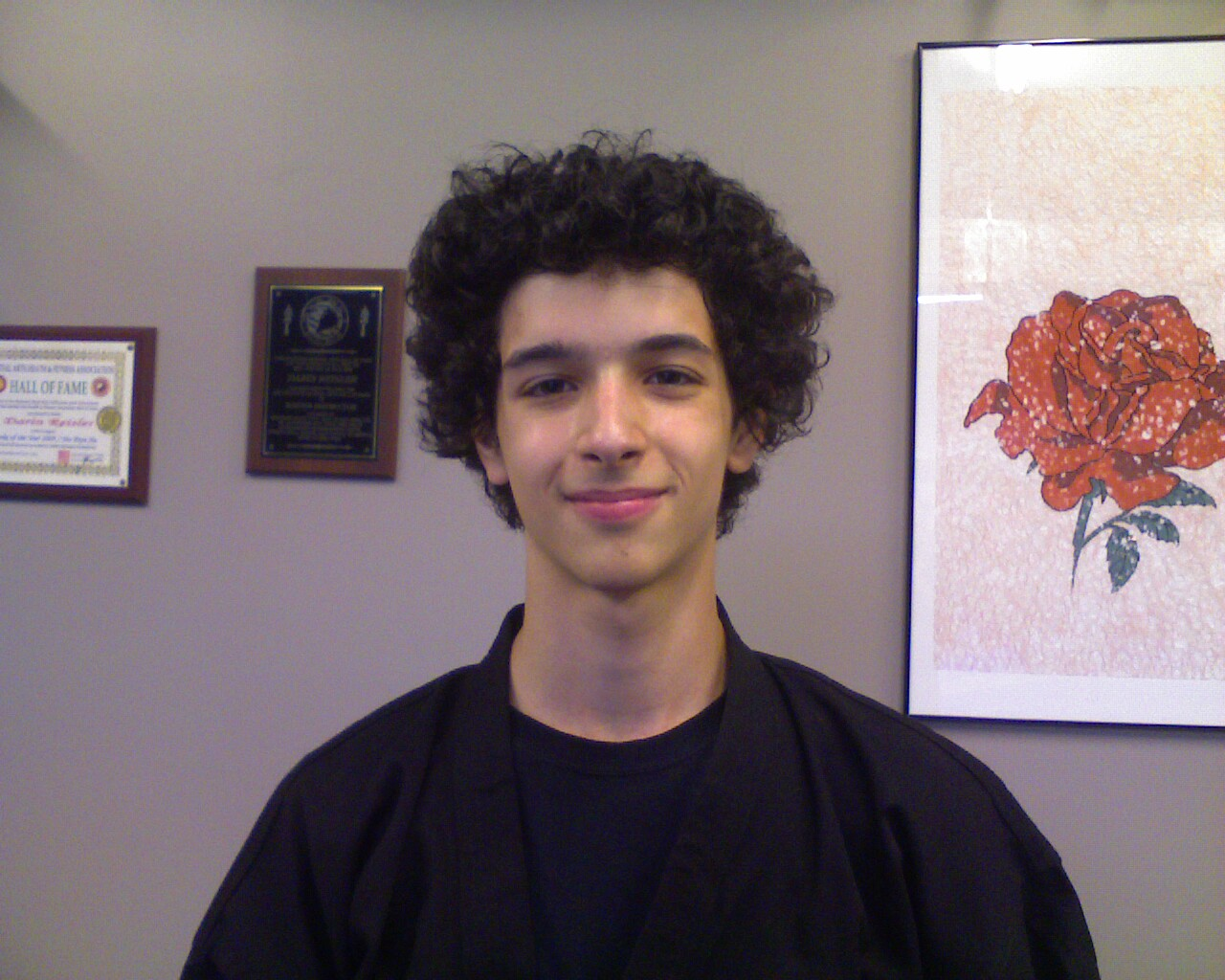 Michael Emiliani – 1st Degree Black Belt