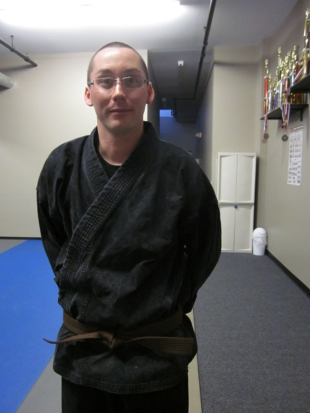 Dallas Sherman – 2nd Degree Black Belt