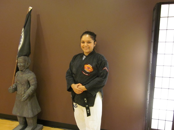 Fresia Morales – 3rd Degree Black Belt