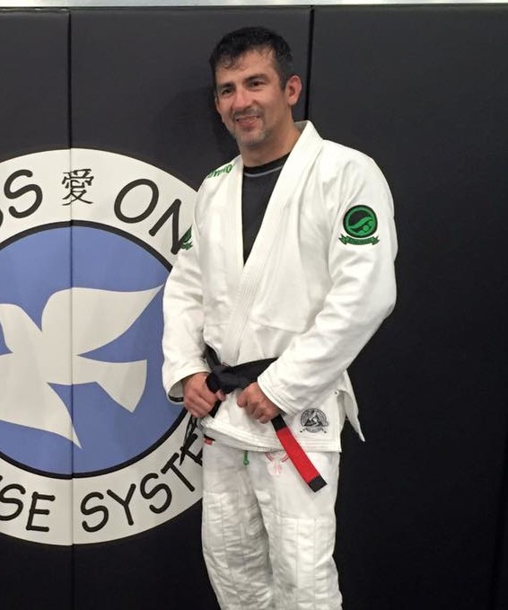 Chris Gonzales – BJJ Black Belt