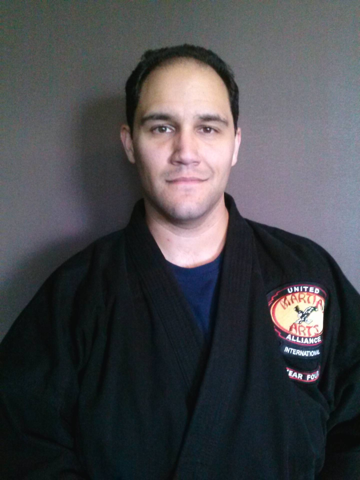 Chris Torres – 1st Degree Black Belt