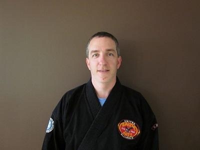 Tom Sharp – 1st Degree Black Belt