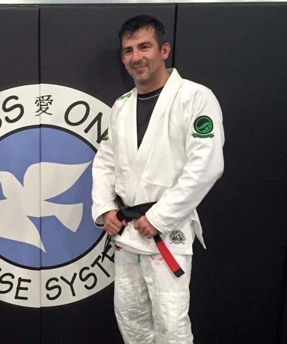 Chris Gonzales – BJJ Black Belt