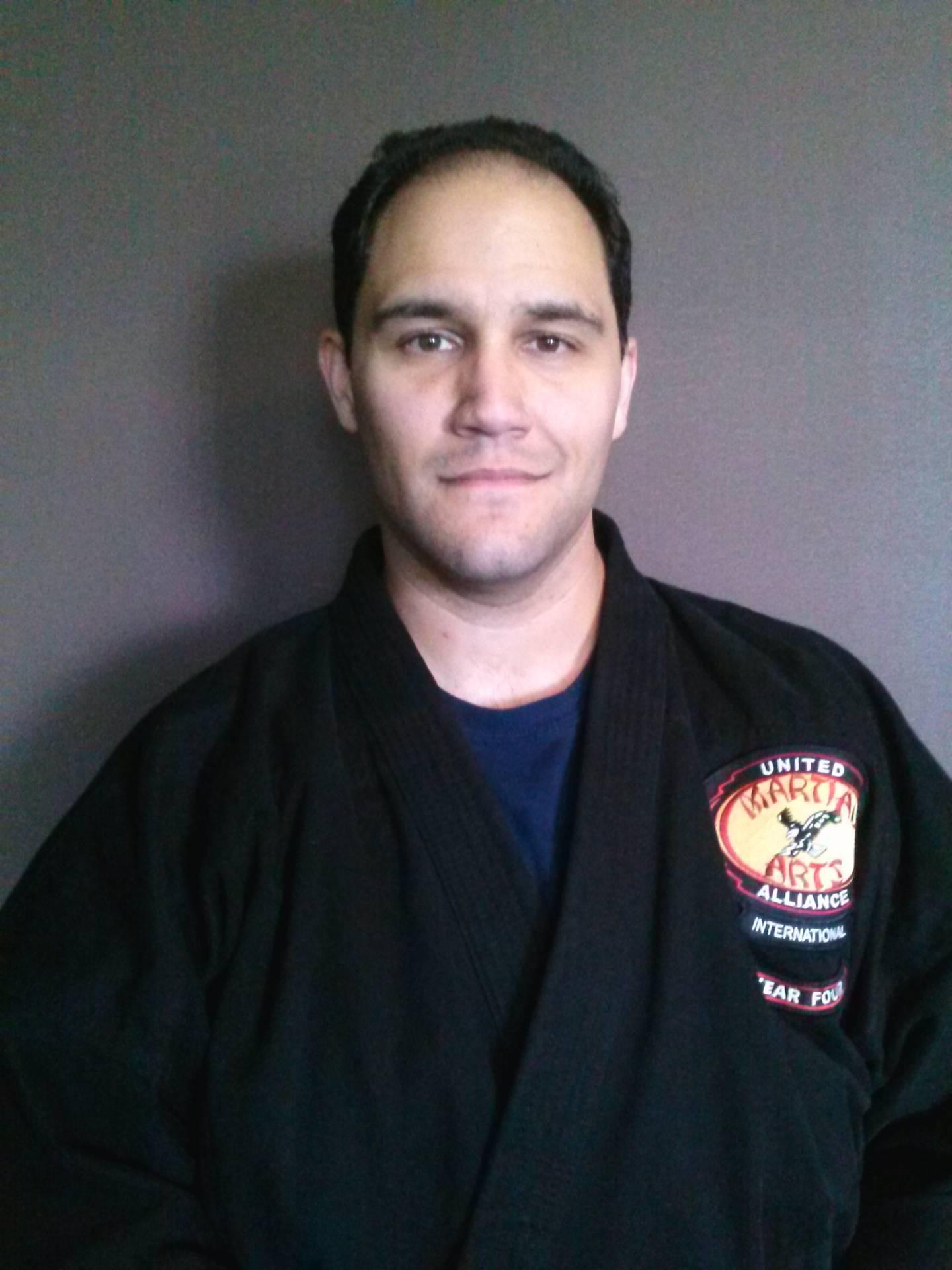 Chris Torres – 1st Degree Black Belt
